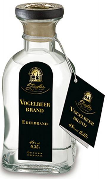Ziegler Vogelbeerbrand 0,35 Liter