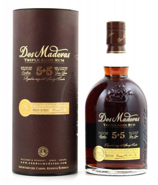 Dos Maderas PX Rum 0,7 Liter