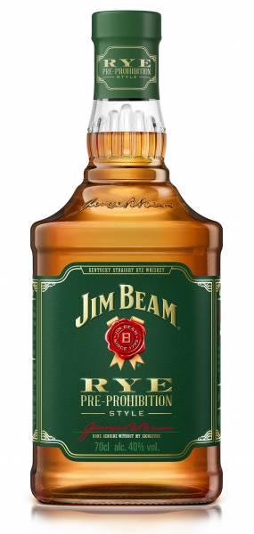 Jim Beam Rye 4 Years Old 0,7 Liter