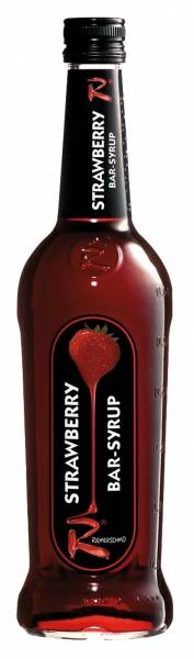 Riemerschmid Bar Sirup Erdbeere 0,7 Liter
