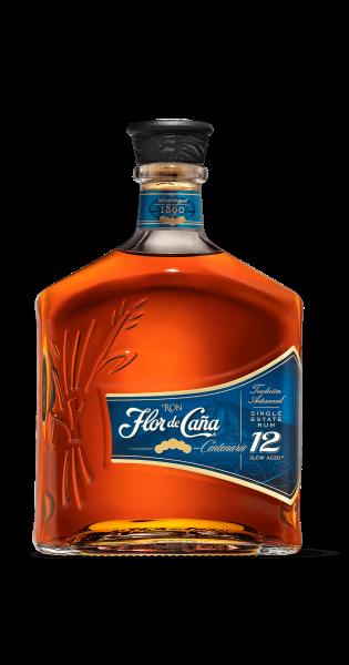Flor de Cana Centenario Rum 12 Jahre 0,7 Liter