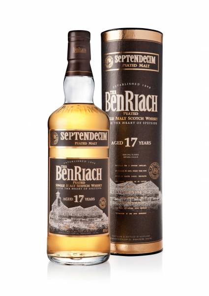 BenRiach 17 Jahre Septendecim 0,7 Liter