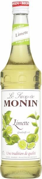 Monin Limette Sirup 0,7 Liter