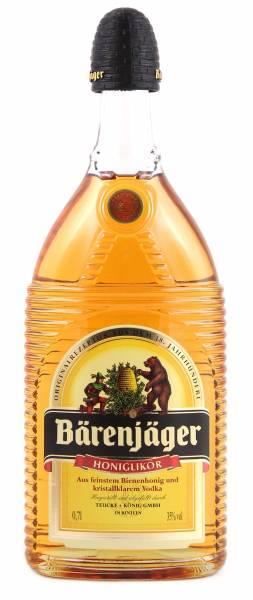 Bärenjäger Honiglikör 0,7l