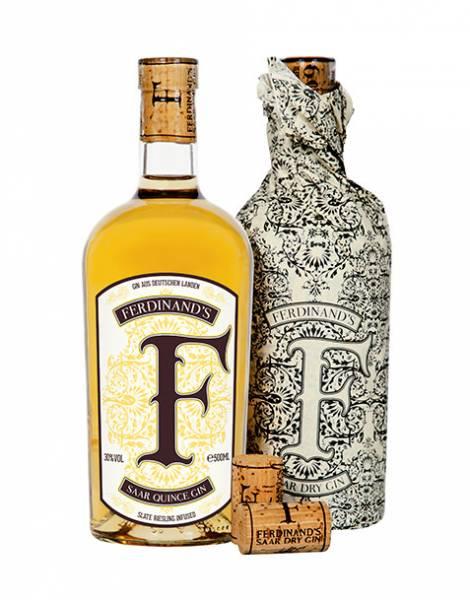 Ferdinand's Saar Quince Gin-Likör 0,5 Liter