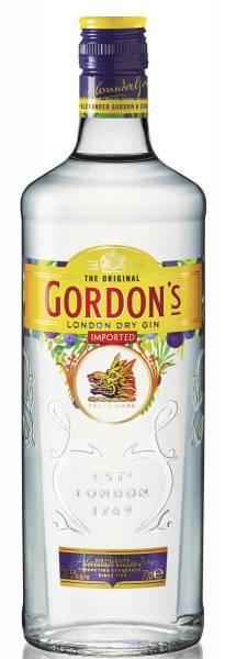 Gordon's Dry Gin 0,7 Liter