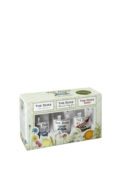 The Duke Gin -3er Set je 0,05L