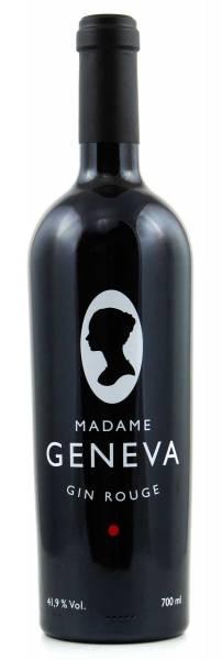 Madame Geneva Gin Rouge 0,7 Liter