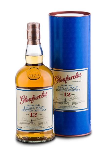 Glenfarclas 12 Jahre 0,7 Liter