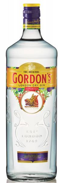 Gordon's Dry Gin 1 Liter