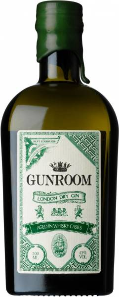 Gunroom London Dry Gin 0,5l