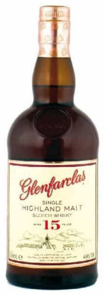 Glenfarclas 15 Jahre 0,7 Liter