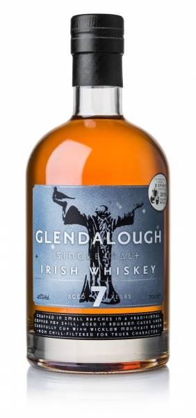Glendalough 7 Jahre Single Malt 0,7 Liter