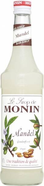 Monin Mandel Sirup 0,7 Liter