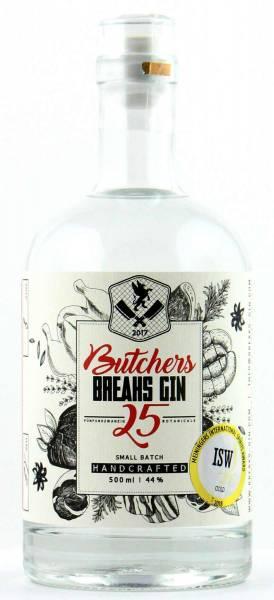 Butchers Breaks 25 Gin 0,5l