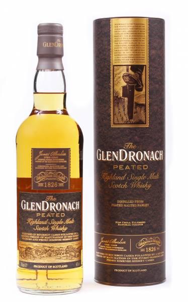 GlenDronach Peated 0,7 Liter