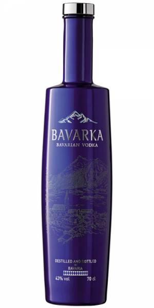 Lantenhammer Bavarka Bavarian Vodka 0,7 Liter