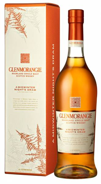 Glenmorangie A Midwinter Night's Dram 43% 0,7l