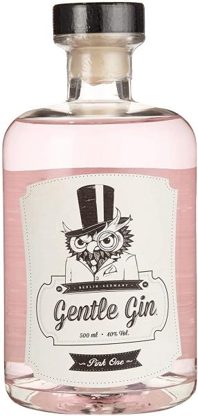 Gentle Gin - Pink One 0,5 Liter