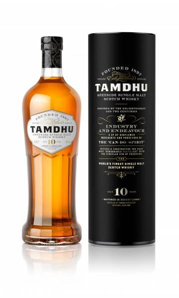 Tamdhu 10 Jahre Sherry Cask 0,7 Liter