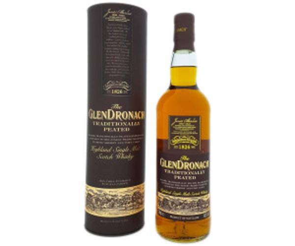 GlenDronach Traditionally Peated 0,7 Liter