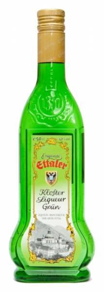 Ettaler Kloster Grün 0,5 Liter