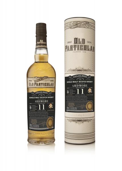 Ardmore 11 Jahre - Douglas Laing´s Old Particular 0,7 Liter