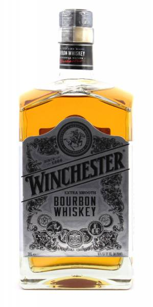Winchester Extra Smooth Bourbon Whiskey 0,7l