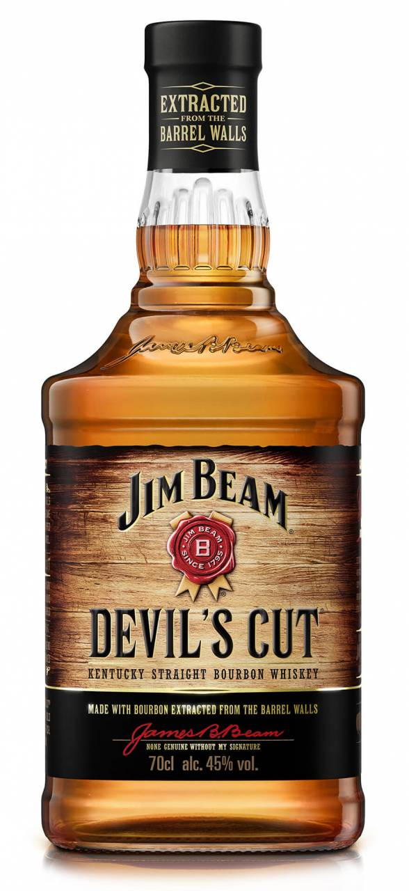Jim Beam Devils Cut 0,7 Liter
