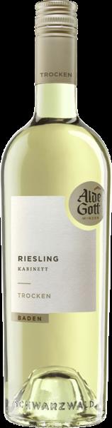Alde Gott Riesling Kabinett trocken 0,75l
