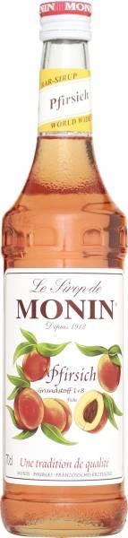Monin Pfirsich Sirup 0,7 Liter