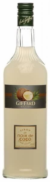 Giffard Sirup Kokosnuss 1 Liter