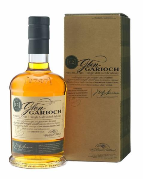 Glen Garioch 12 Jahre 0,7 Liter