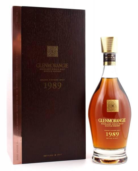 Glenmorangie Grand Vintage 1989 0,7l