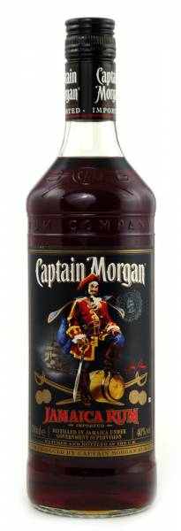 Captain Morgan Black Label 0,7 Liter