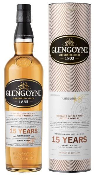 Glengoyne 15 Jahre 0,7 Liter