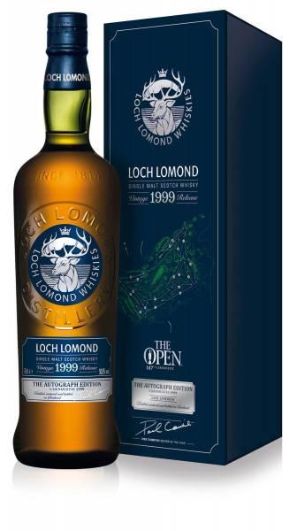 Loch Lomond The Autograph Edition 1999 0,7l