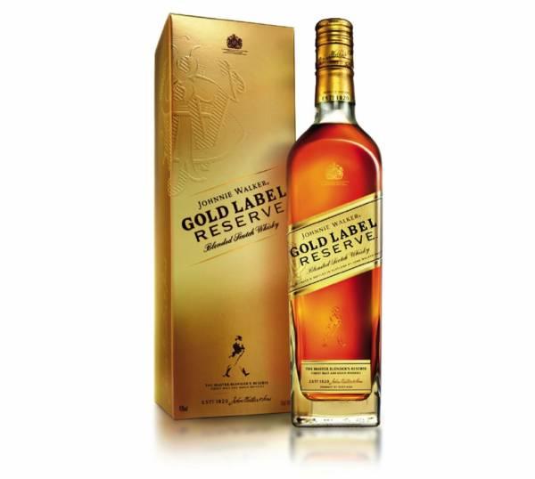 Johnnie Walker Gold Label Reserve 0,7 Liter