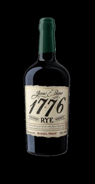 1776 Rye Barrel Proof Whiskey 57,3% 0,7 Liter