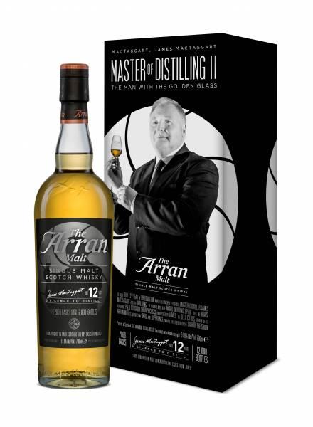 Arran Master of Distilling 2 II 51,8% 12 Jahre 0,7l