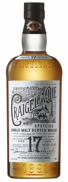 Craigellachie 17 Jahre 0,7 Liter