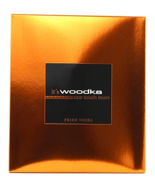 Scheibel it's woodka Geschenkverpackung