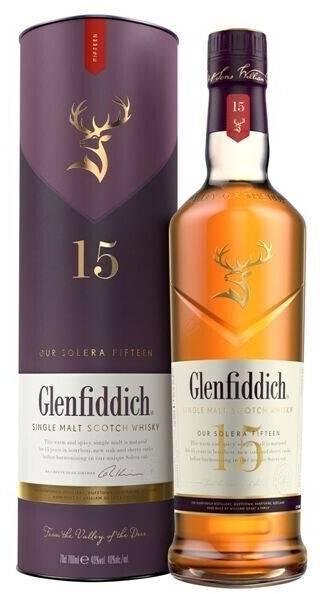 Glenfiddich 15 Jahre 0,7 Liter