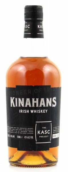 Kinahans Kasc Project Irish Whisky 0,7l
