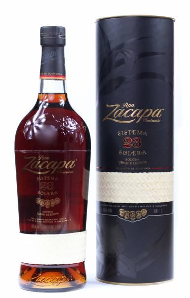 Ron Zacapa Centenario 23 Jahre 1,0 Liter