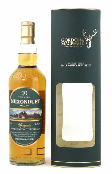 Miltonduff 10 Jahre 0,7 Liter