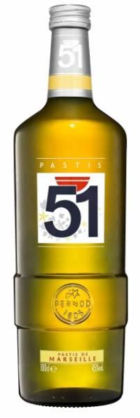 Pastis 51 0,7 Liter