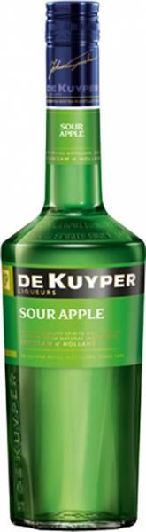 De Kuyper Saurer Apfel Likör 0,7 Liter