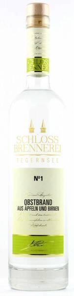 Schlossbrennerei Tegernsee Obstbrand 0,7l