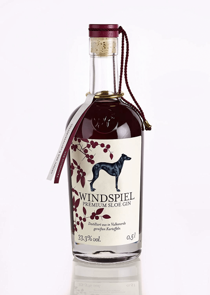 Windspiel Sloe Gin 0,5 Liter